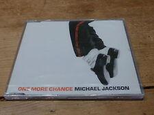 MICHAEL JACKSON - ONE MORE CHANCE - SEALED / MINT / NEUF !!!! RARE PROMO  CD