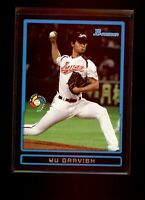 2009 Bowman WBC Prospects #BW1 Yu Darvish RC Rookie NM-MT/MINT Cubs Cy Young?