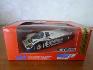 "Vitesse : Porsche 956 ""Rothmans"" 24h du mans 1983 - 1:43 - 190 -"