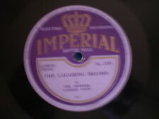 The Laughing Record by The Imperial Comedy Four, The Village Disturbance by Alb