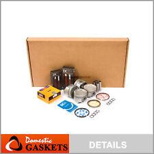 Fits 92-01 Suzuki Esteem X90 Tracker 1.6L Full Gasket Pistons Bearings Rings Set