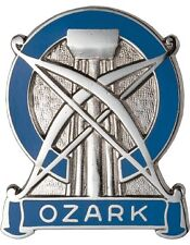 0102 Army Commendation Unit Crest (Ozark)
