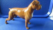 "Beswick Dogs - Tan Boxer ""Blue Mountain Greta"" - Large No.1202 1973-1975"