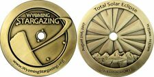 Wyoming Stargazing Commemorative and Functional Eclipse Coins