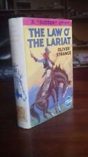 Western Fiction Books with Dust Jacket in English