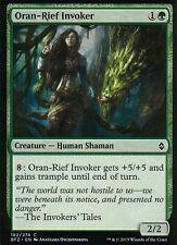 4x Oran-Rief Invoker | NM/M | Battle for Zendikar | Magic MTG