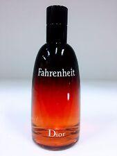 Fahrenheit by Christian Dior EDT for Men 3.4 oz 100 ml Spray Unbox Eau De Toilet