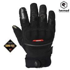 Chaquetas cortos textil de color principal negro para motoristas