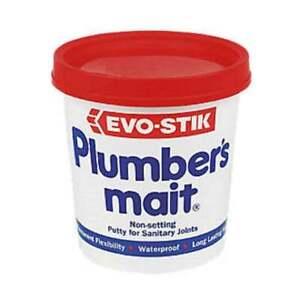 BOSTIK EVO STIK PLUMBERS MAIT NON SETTING PUTTY 1.5 Kg QUICK LEAK REPAIR