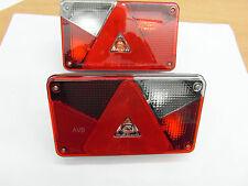 Aspöck Multipoint 5 RL  links & rechts  mit Kz. Bel. & RFS 2 St