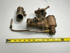 Vintage Zenith Car Truck Brass Part Accessory Fuel Carburetor