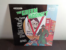 THE GREEN HORNET Radiola MR-1067 / RADIO SHOW LP / The Corpse That Wasn't There