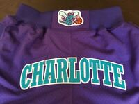 JUST DON 94-95 HORNETS MESH SHORTS Mitchell & Ness Size SMALL