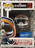 "Funko Pop! Marvel Black Widow, ""Taskmaster"" #610, Walmart Exclusive, NEW"