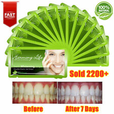 28pc Teeth Whitening Stirps 30 Minutes Treat 14pack Tooth White Strips Natural