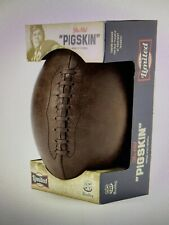 Vintage Style Football Wembley The Old Pigskin Limited Edition ~ New