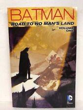DC BATMAN THE ROAD TO NO MAN'S LAND VOL 01 TPB Paperback - NEW MSRP $30