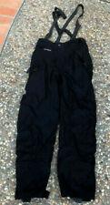 $300 North Face HyVent Black Snow Ski Snowboard Pants Mens Small Gore-Tex Summit