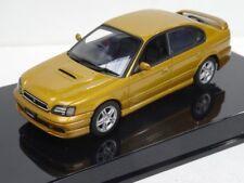 Autoart Aa58611 Subaru Legacy B 4 99 Gold 1 43 Modellino Die Cast Model