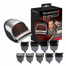 Remington Quick Cut Men's Hair Clipper Cord/Cordless Washable + Travel Case
