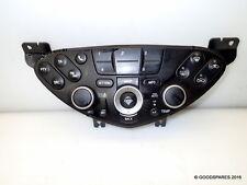Heater Ac Control Unit-28395Av610-(Ref.538)-02 Nissan Primera P12 Estate 1.8