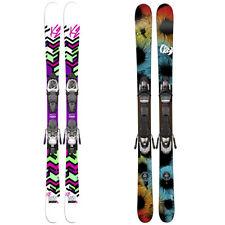 Skis noirs enfants