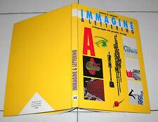 Philip Meggs IMMAGINE & LETTERING Il linguaggio del graphic design GIACOMETTI