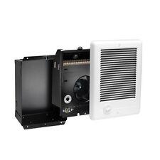 Cadet White Com-Pak 1500-Watt, 240V Wall Heater with Thermostat -238185