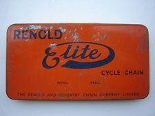 "RENOLD ELITE CYCLE CHAIN 1/2"" x 3/16"" - NOS - NIB"