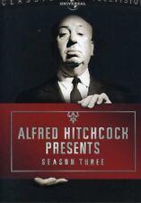 Alfred Hitchcock Presents: Season Three [New DVD] Full Frame, Slipsleeve Packa