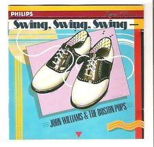 John Williams & The Boston Pops CD Swing, Swing, Swing - Germany (M/M)