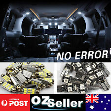 For BMW 1 Series E87 E82 Full Canbus LED Interior Light Kit  Error Free White