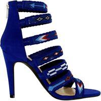 Jessica Simpson Women's Erienne Suede Ankle-High Suede Pump Size 6M US