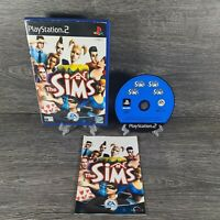 The Sims Sony PlayStation 2 PS2 Game Complete
