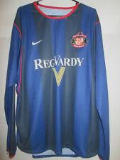 Sunderland 2001-2002 Away no 10 Football Shirt size XL and short size XLB /20886