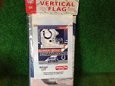 Wincraft Indianapolis Colts Super Bowl XLI Champions Flag  Free Shipping