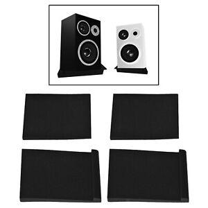 2pcs Audio Studio Monitor Isolation Pads für Lautsprecher Verhindern Vibratione