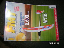 FMT Flug und Model Technik 01/2007  Plan encarté EROS