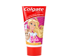 3X Colgate Kids Barbie Toothpaste 6+ Year - 80 Gram