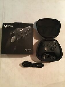 Microsoft Xbox One Elite Series 2 Wireless Controller Gamepad - Black