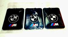 BMW M Sport 1,3,4,5,6,7,8,X SERIE ** ** Ambientador Coche Deal 3 por £ 5.99