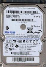 HM500JI/M P/N: 330521JSA01891 F/W: 2AC101C4 Samsung 500GB