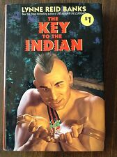 The Key to the Indian by Lynne Banks (hardcover, 1998) store#2257B