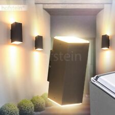 Aussen Wand Leuchte LED Up Down Strahler Veranda Terrasse Hof Lampe Beleuchtung