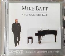 Mike Batt - Songwriters Tale CD & DVD