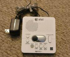 AT&T 1740 Digital Answering System - White