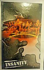 Insanity Dig Deeper Workout 10 DVD Set+3 Additional Disks & Elite Nutrition Book