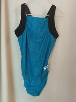 GK ELITE girls sz AS Adult Small GYMNASTICS LEOTARD velvet  MORE LISTED bts