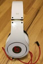 Beats Studio Wired Over-Ear Headphone - White