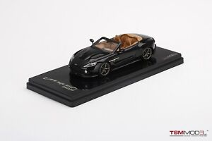 TSM430167 - 1/43 Aston Martin Vanquish Zagato Volante Torride Noir